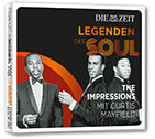 The Impressions mit Curtis Mayfield