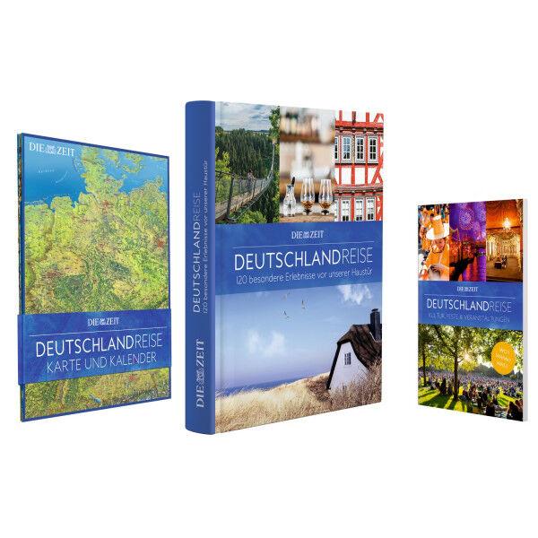 ZEIT-Edition »Deutschlandreise«