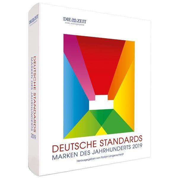 Deutsche Standards – Marken des Jahrhunderts 2019