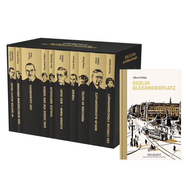 »ZEIT-Bibliothek der Goldenen Zwanziger«