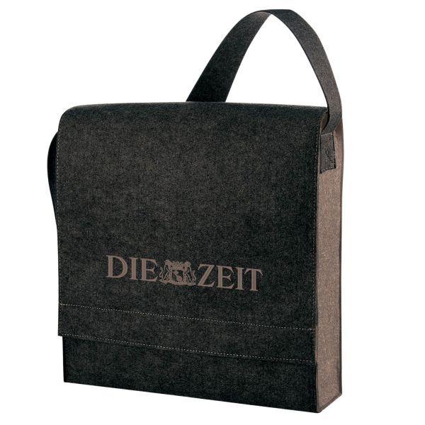 ZEIT-Filztasche