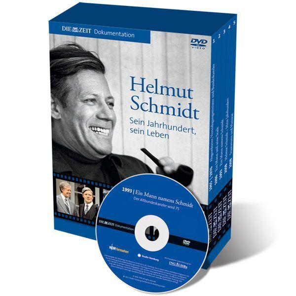 DIE ZEIT-DVD-Edition »Helmut Schmidt – sein Jahrhundert, sein Leben«