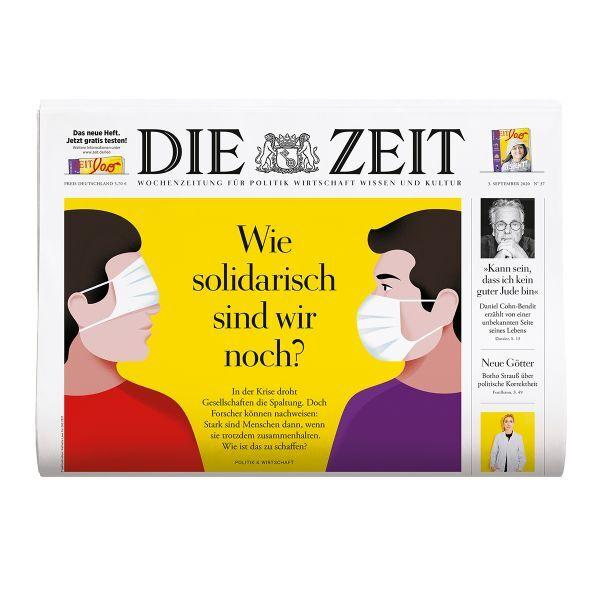 DIE ZEIT 37/2020