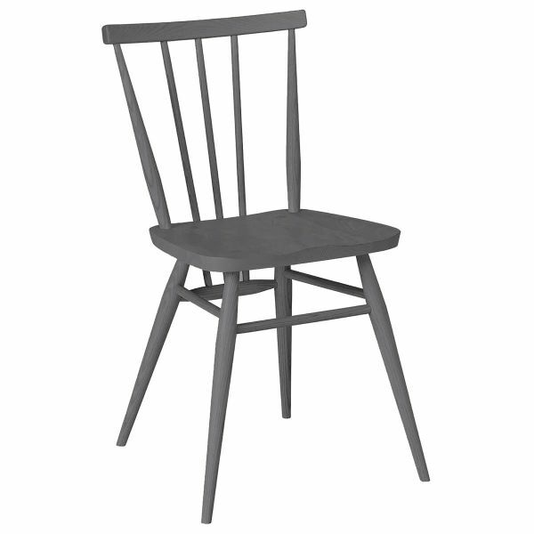 Ercol »All Purpose Chair«, grau gebeizt