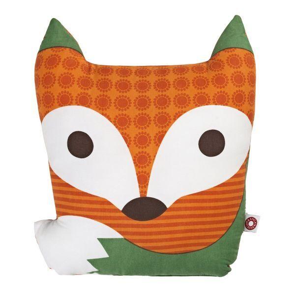 Kinder-Kissen »Fuchs Rufus«