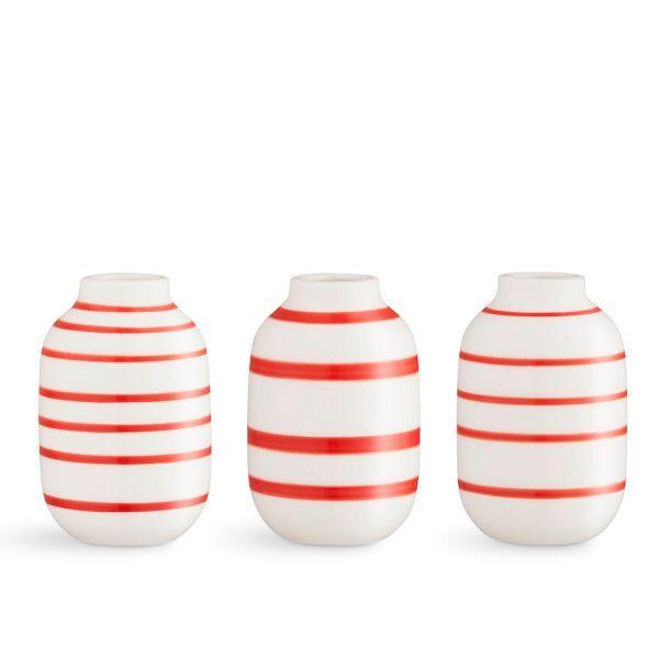 3 Vasen »Omaggio Miniaturen«