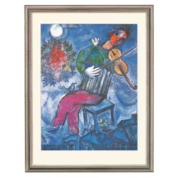 Chagall, Marc: »Le Violoniste Bleu«, 1947