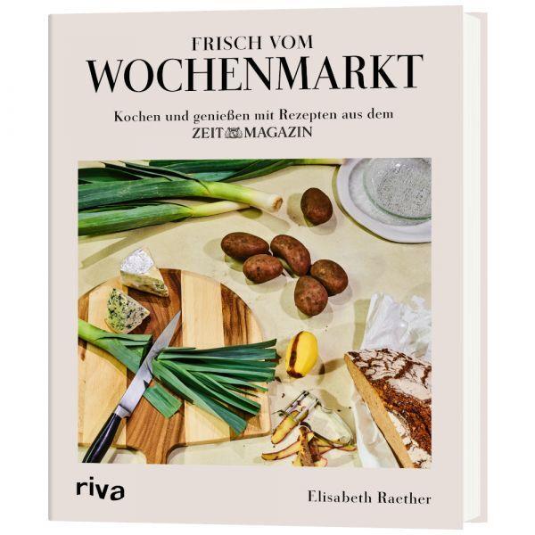 Kochbuch »Frisch vom Wochenmarkt«