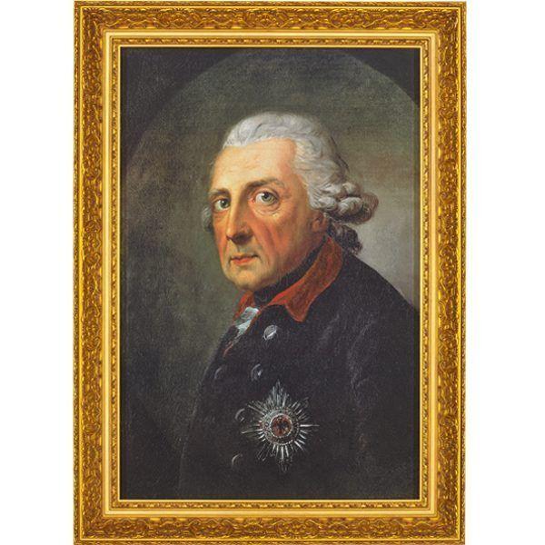 Graff, Anton: »Friedrich der Große, König von Preußen«, 1781