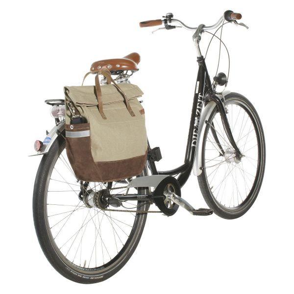 DIE ZEIT-Fahrradtasche