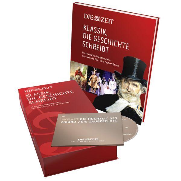 ZEIT-Edition »Klassik, die Geschichte schreibt«
