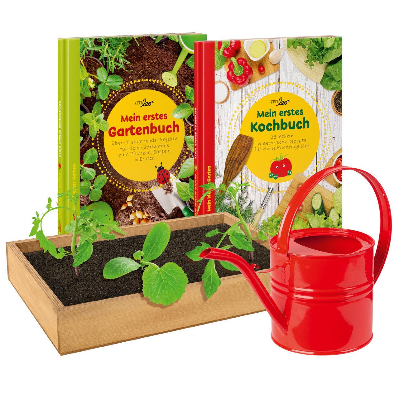 Gartenset Fur Kinder Mein Kleiner Garten 5 Teilig Zeit Shop